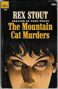 Image for The Mountain Cat Murders