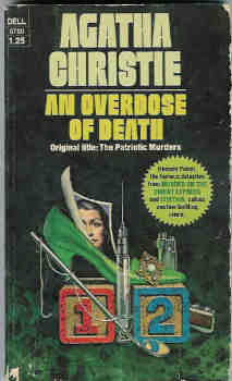 Image for An Overdose of Death (originally The Patriotic Murders)