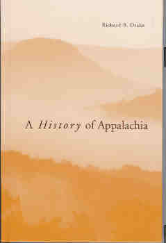 Image for A History of Appalachia