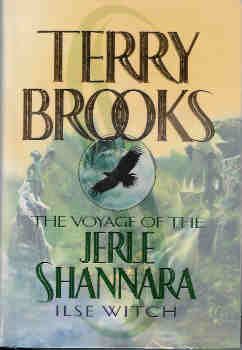 Image for Ilse Witch (The Voyage of the Jerle Shannara, Book I)