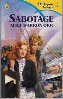 Image for Sabotage (Harlequin Intrigue #56)