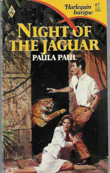 Image for Night of the Jaguar (Harlequin Intrigue #67)