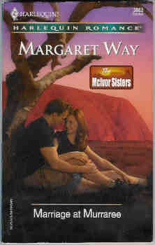 Image for Marriage at Murraree (Harlequin Romance #3863)