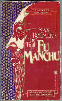 Image for Sax Rohmer's the Trail of Fu Manchu