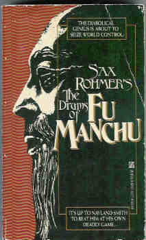 Image for Sax Rohmer's the Drums of Fu Manchu