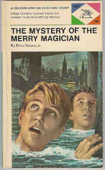 Image for The Mystery of the Merry Magician