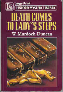 Image for Death Comes to Lady's Steps