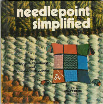 Image for Needlepoint Simplified (Little Craft Book series)