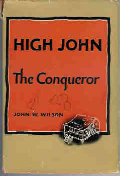 Image for High John the Conqueror