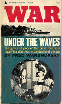 Image for War Under the Waves