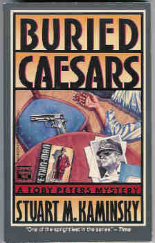 Image for Buried Caesars (A Toby Peters mystery)