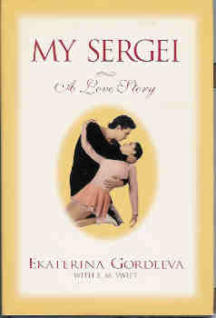 Image for My Sergei: A Love Story
