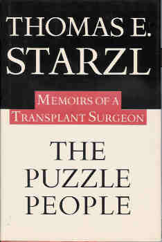 Image for The Puzzle People: Memoirs of a Transplant Surgeon