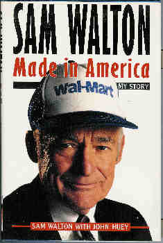 Image for Sam Walton: Made in America:  My Story