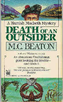 Image for Death of an Outsider