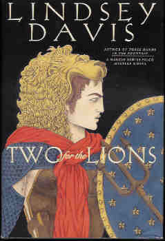 Image for Two for the Lions (a Marcus Didius Falco mystery)