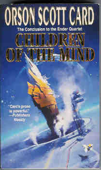 Image for Children of the Mind (Ender Quartet, Book 4)