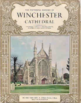 Image for The Pictorial History of Winchester Cathedral