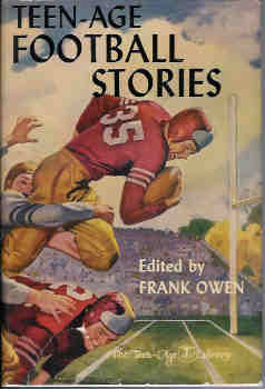 Image for Teen-Age Football Stories