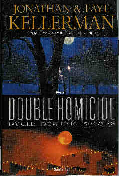 Image for Double Homicide:  Boston