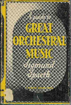 Image for A Guide to Great Orchestral Music (A Modern Library Giant #G61)