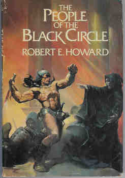 Image for Conan:  The People of the Black Circle  (The Authorized Edition)