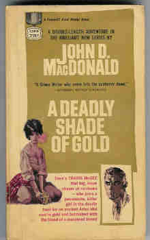 Image for A Deadly Shade of Gold