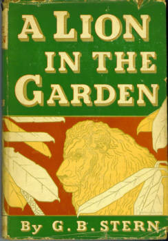 Image for A Lion in the Garden