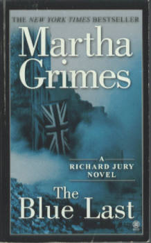 Image for The Blue Last (A Richard Jury Mystery)