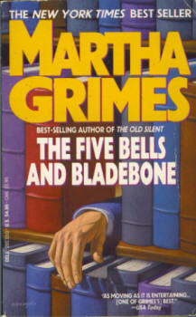 Image for The Five Bells and Bladebone (A Richard Jury Mystery)