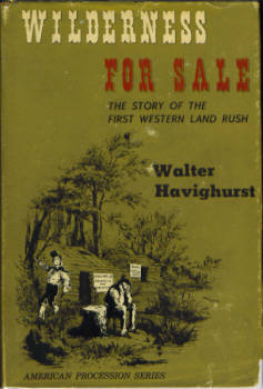 Image for Wilderness for Sale:  The Story of the First Western Land Rush
