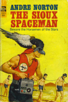 Image for The Sioux Spaceman
