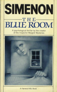 Image for The Blue Room (originally La Chambre Bleue, translated by Eileen ellenbogen)