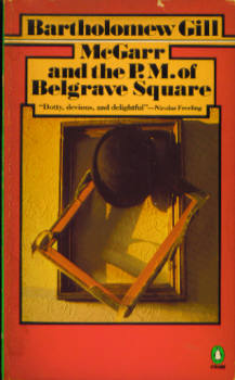 Image for McGarr and the P.M. of Belgrave Square