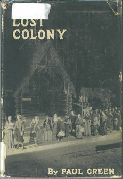 Image for The Lost Colony