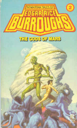 Image for The Gods of Mars (Martian Series #2)