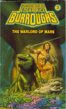 Image for Warlord of Mars (Martian Series #3)