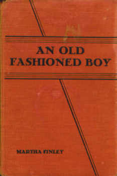 Image for An Old Fashioned Boy