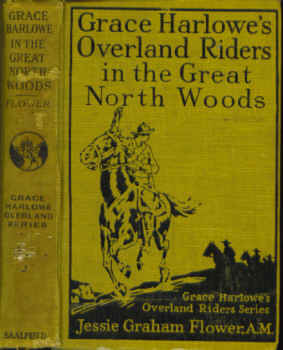 Image for Grace Harlowe's Overland Riders in the Great North Woods (Overland Riders series #4)