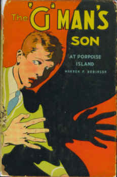 Image for The 'G' Man's Son At Porpoise Island (#2 in G-Man Series)