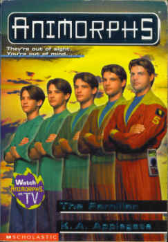 Image for The Familiar (Animorphs Ser. #41)