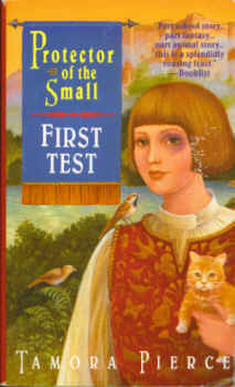 Image for First Test (Protector of the Small, Book One)