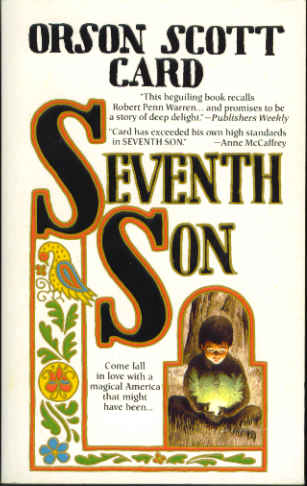 Image for Seventh Son (The Tales of Alvin Maker, Book 1)