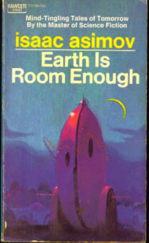 Image for Earth is Room Enough