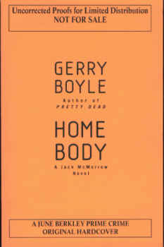 Image for Home Body (A Jack McMorrow novel)