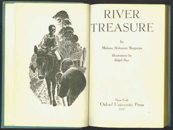 Image for River Treasure