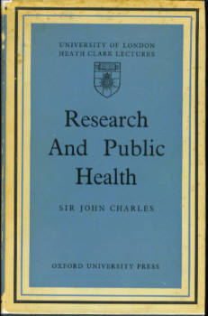 Image for Research and Public Health