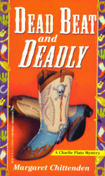 Image for Dead Beat and Deadly (A Charlie Plato Mystery)