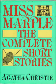Image for Miss Marple:  The Complete Short Stories