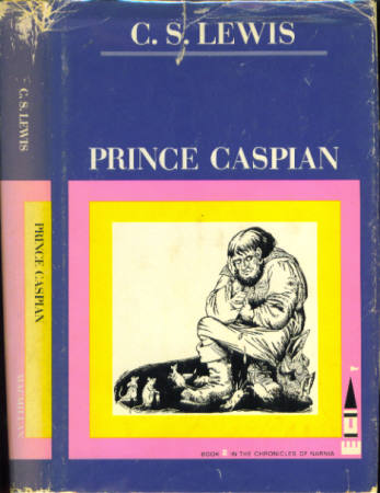 Image for Prince Caspian: The Return To Narnia (Chronicles of Narnia, Book 2)
